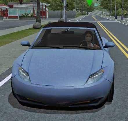 Maya new car