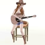 guitarbarstool